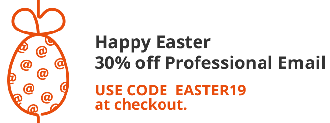 Get 30% off professional emails.