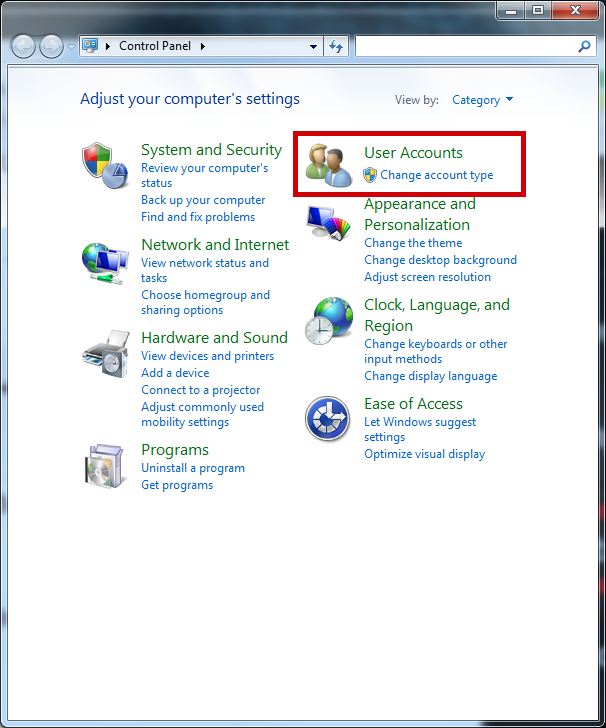 Outlook2010 - Support Services